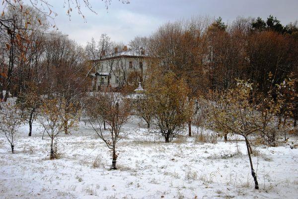 Баронский хутор Жомини: взгляд свысока