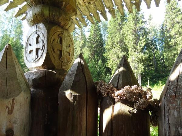 Борисоглебское: боевой монастырь