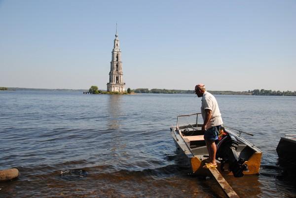 Калязин: история одного потопа