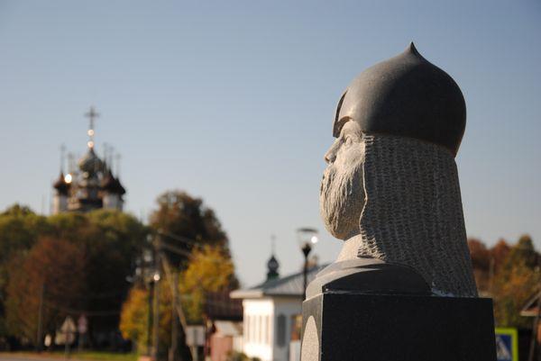 Вотчина князя Пожарского