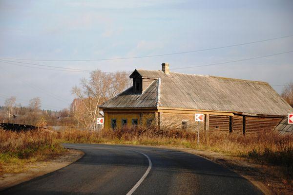Чухлома: куда ведут старые дороги